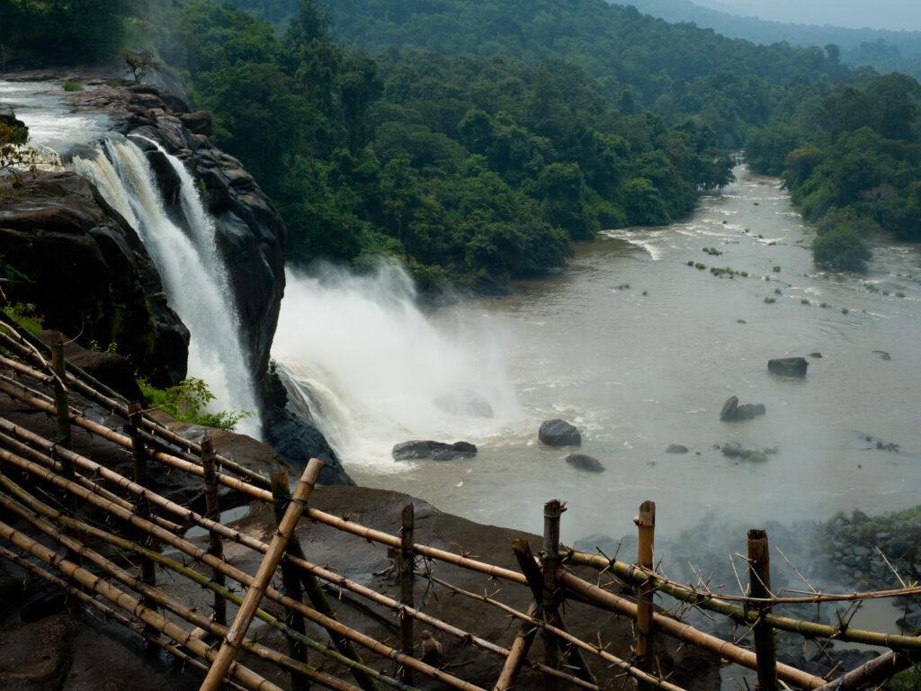 Athirapally_waterfalls,_Kerala